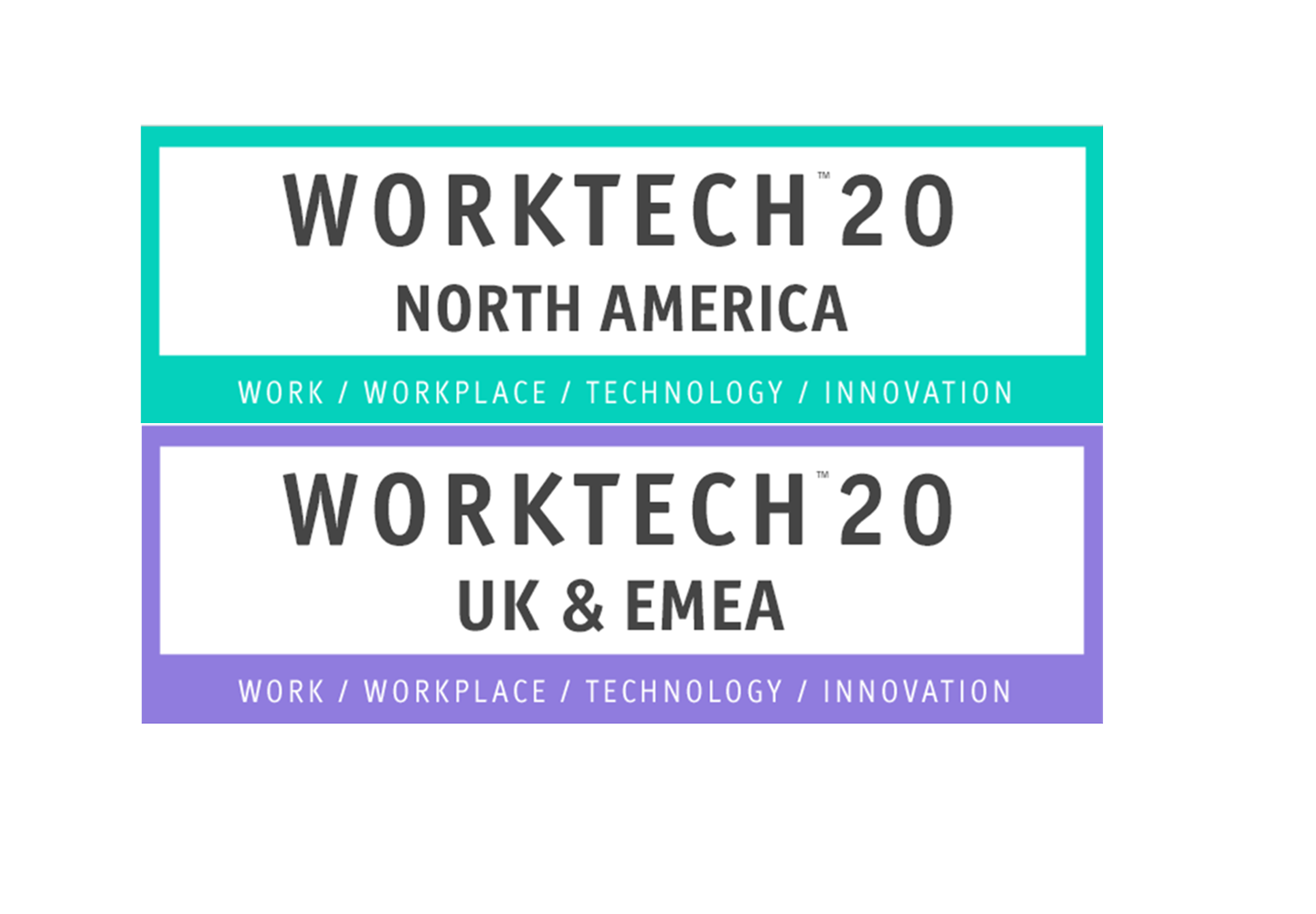 WORKTECH20 – Virtual Events